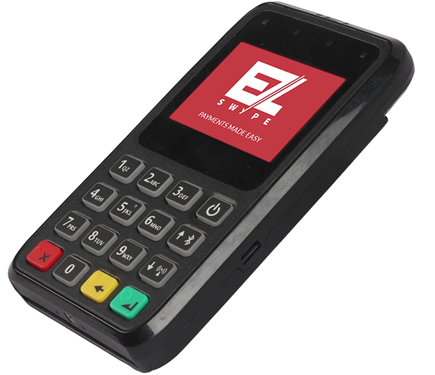 EzPro| Card Swipe Machine| POS terminal| India