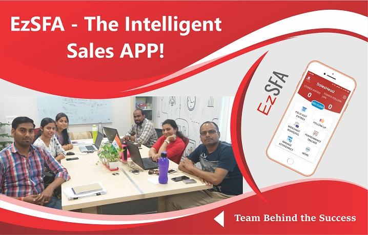 Intelligent Sales APP - EzSwype